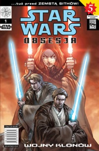 Star Wars: Obsesja #1