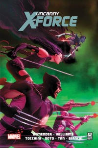The Uncanny X-Force #03: Inny świat