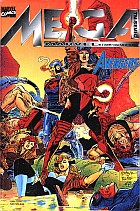 Mega Marvel #12 (3/96): Avengers: Ex Post Facto cz.2