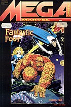 Mega Marvel #04 (3/94): Fantastic Four/Infinity War