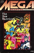 Mega Marvel #08 (3/95): The New Warriors