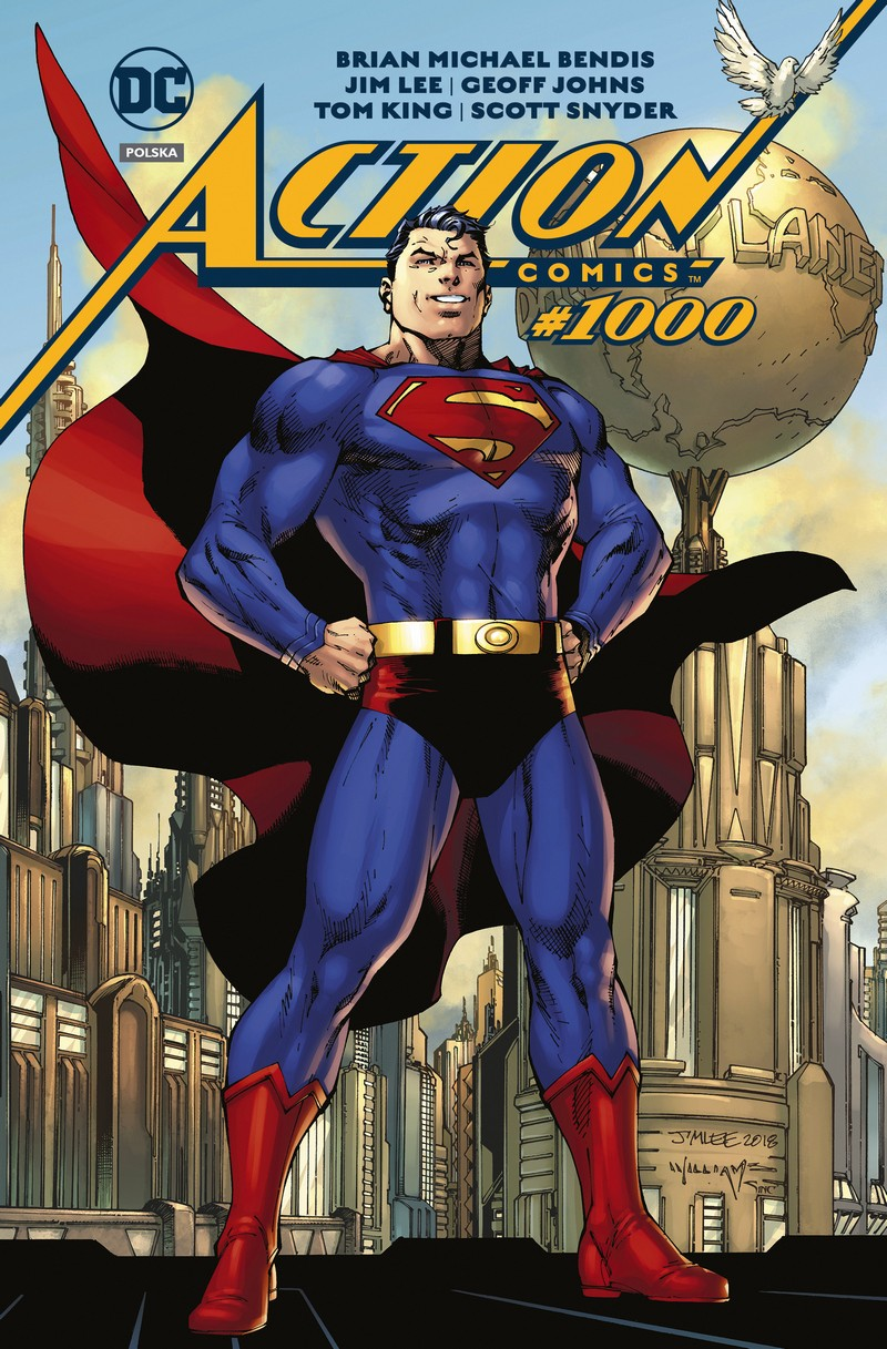 Superman. Action Comics #1000