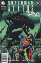 Top Komiks #05 (3/1999): Superman/Aliens