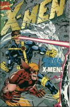 X-Men #23 (1/1995): Rubikon