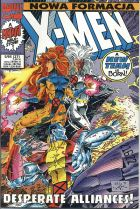 X-Men #27 (5/1995): Nowy upstart; Zemsta
