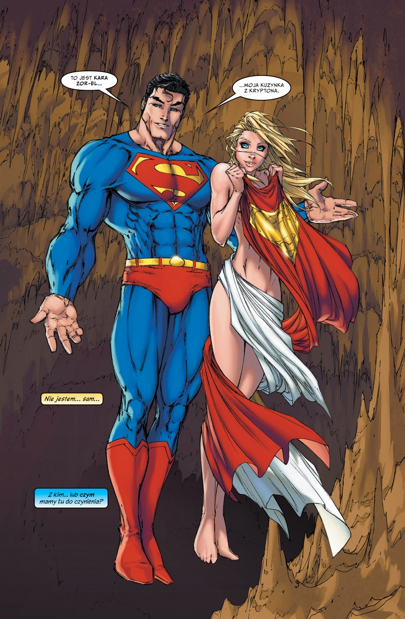 Superman/Batman #02: Supergirl