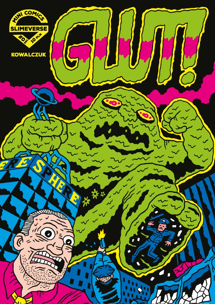 GLUT! #0 - SlimeVerse Mini Comics Vol. 1