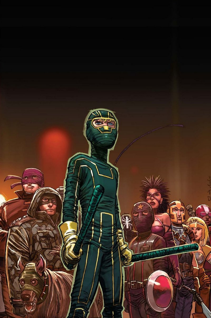 Kick-Ass #2: Kick-Ass i Hit-Girl