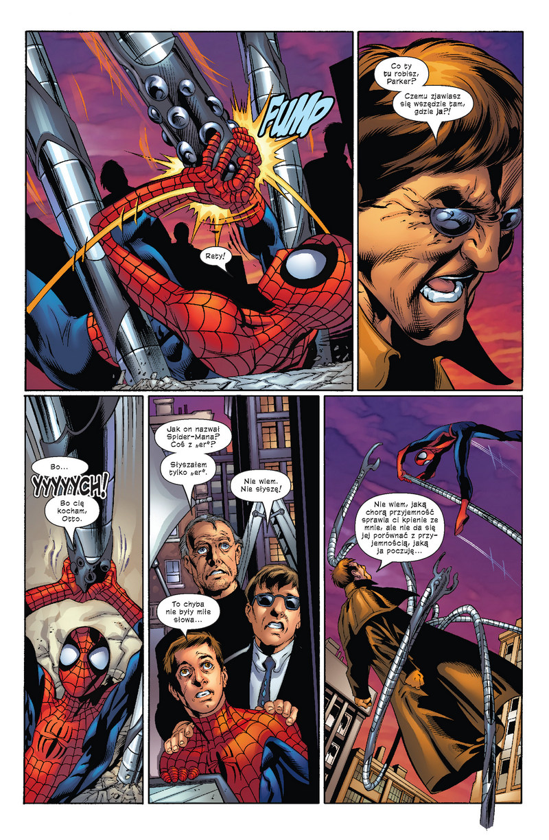Ultimate Spider-Man. Tom 5