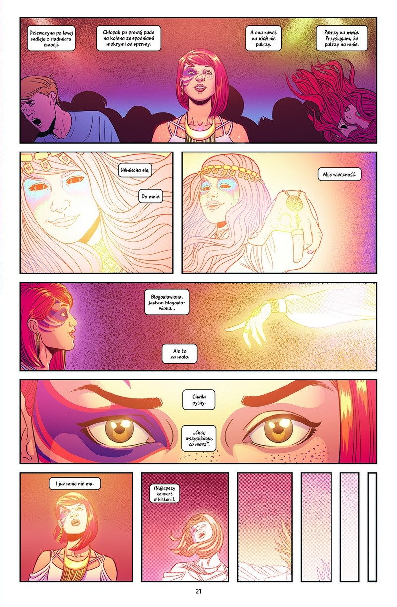 The Wicked + The Divine #01