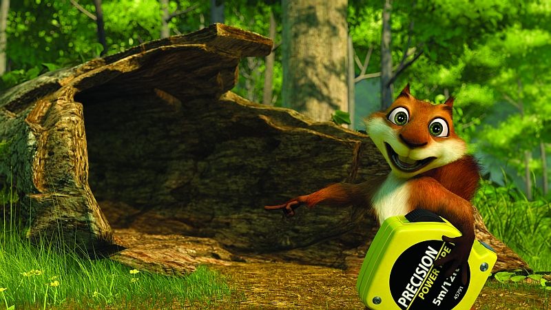 Skok przez płot (Over the Hedge)