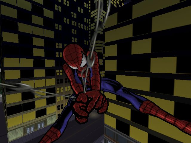 Ultimate Spider-Man (PS2,Xbox,GC)
