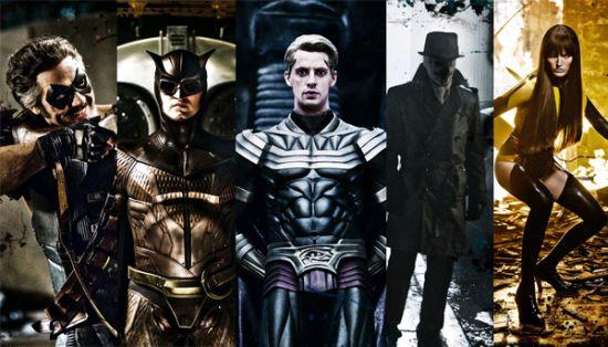 Odkrycia lipca - Watchmen, Minionki, Gra i Spider-Man